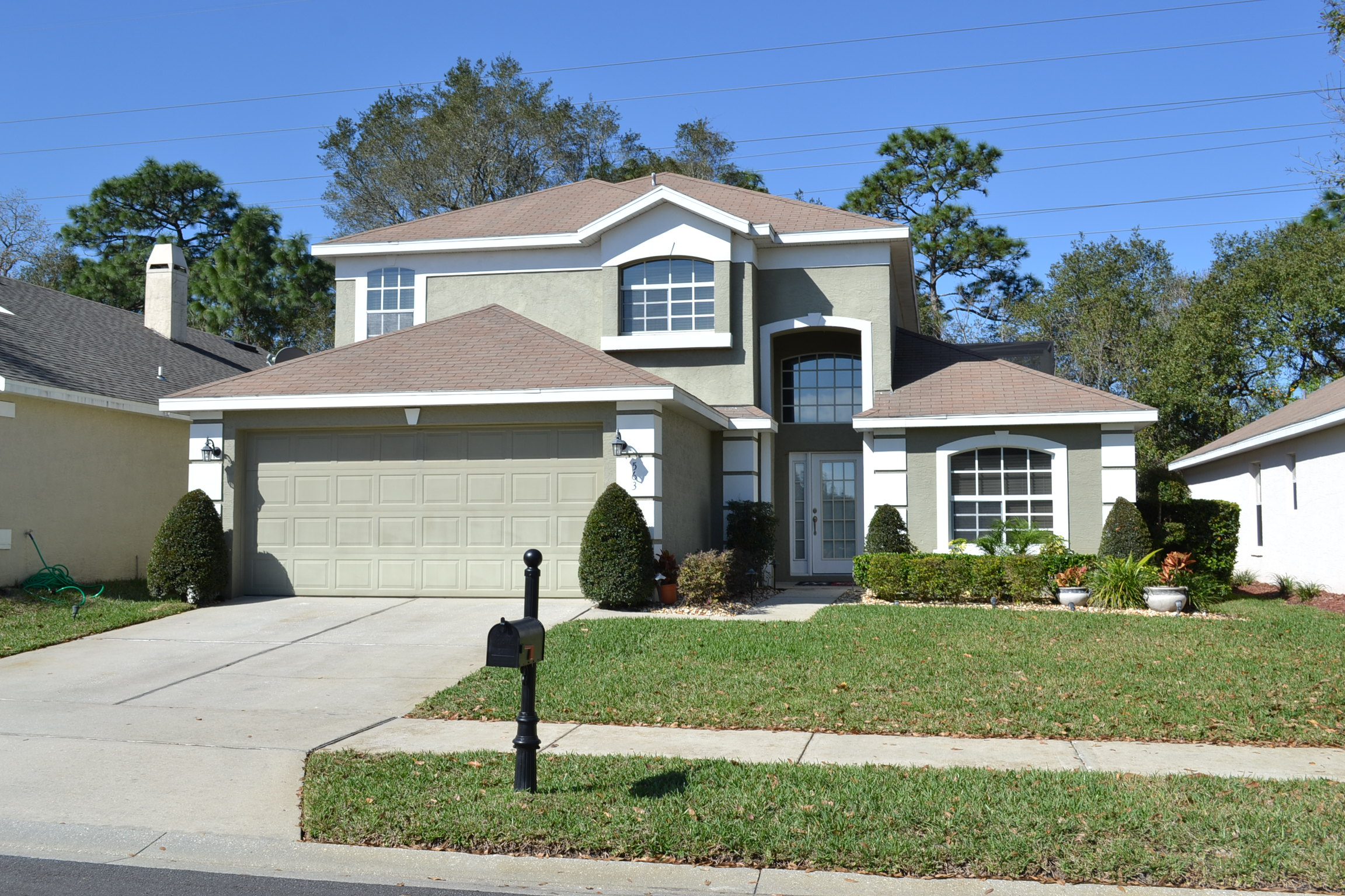 Wow What A Fantastic 3 2 1 Home In The Manderley Community