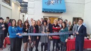 Korr Realty Ribbon Cutting